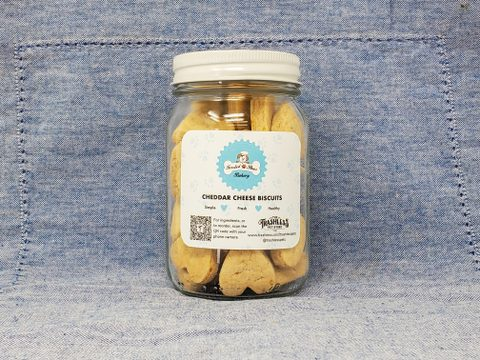 Frosted Paws Dog Treats
