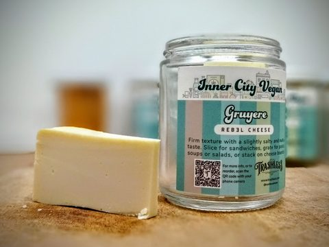 Gruyere - Plant-based Cheese